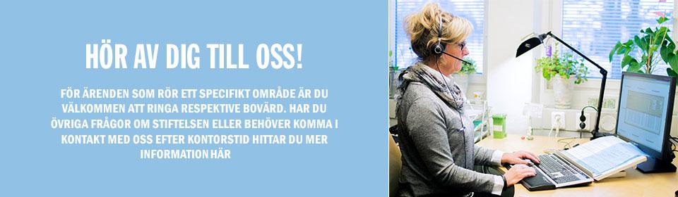 Kontakt Stiftelsen Karlstadshus. Bostad i Karlstad